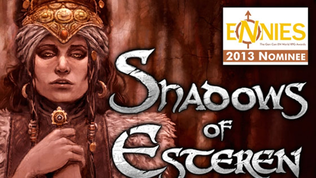 Shadows of Esteren - A Medieval Horror RPG: Travels project video thumbnail