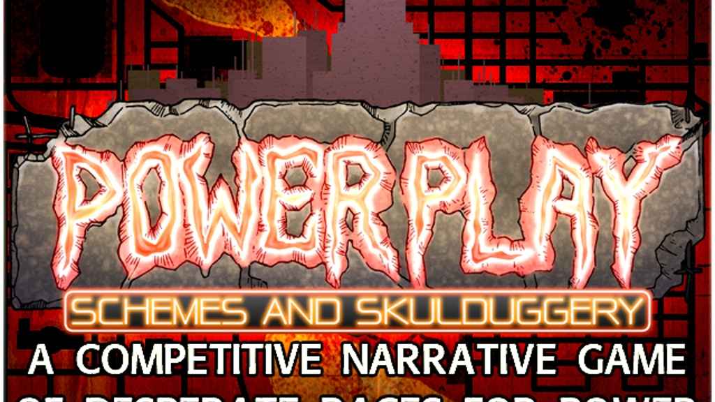 Power Play - Competitive Storytelling for Supervillains project video thumbnail