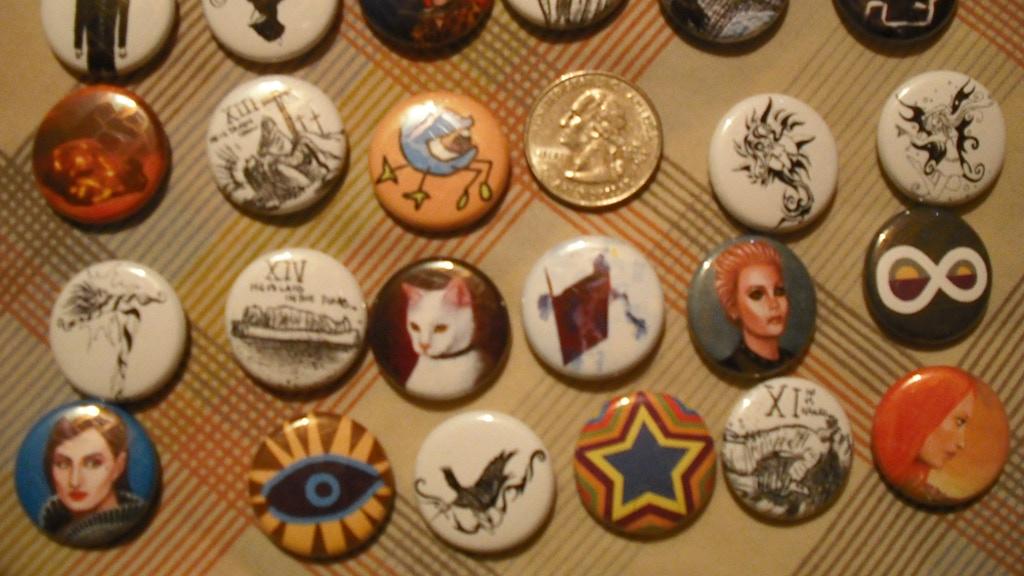 Artist Button & Magnet Sets project video thumbnail