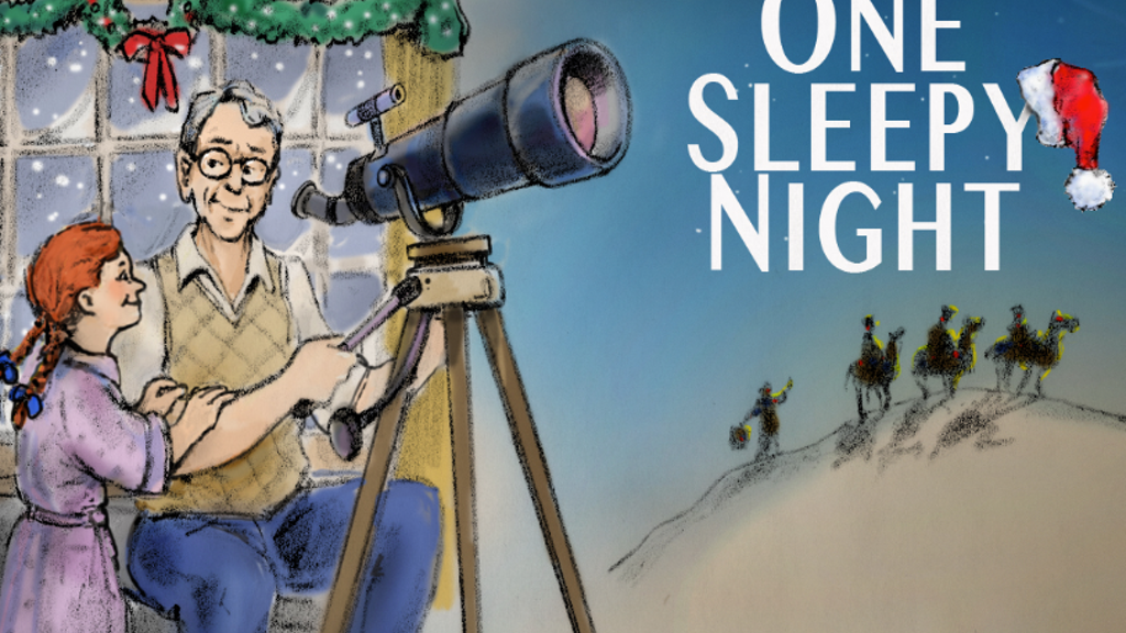 One Sleepy Night project video thumbnail
