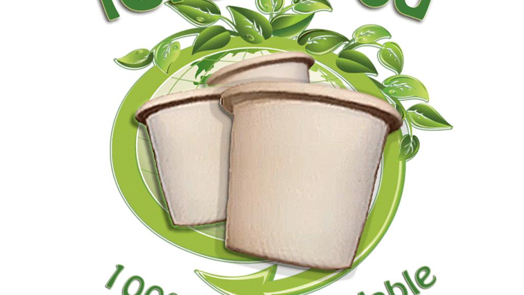 iGreenPod | 100% Biodegradable Coffee Pod project video thumbnail