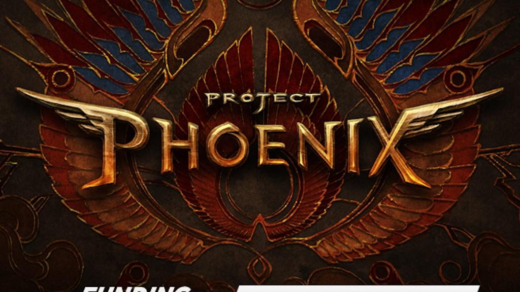 【Project Phoenix】 Japan's indie RPG feat. AAA talent! miniatura de video del proyecto