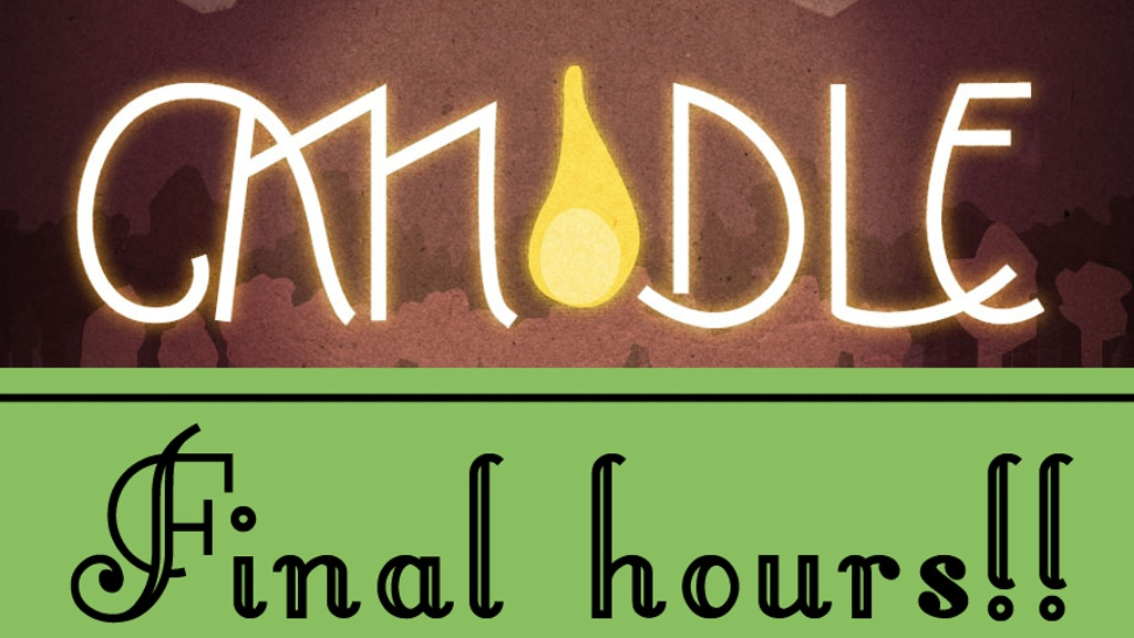 CANDLE - A Dynamic Graphic Adventure project video thumbnail