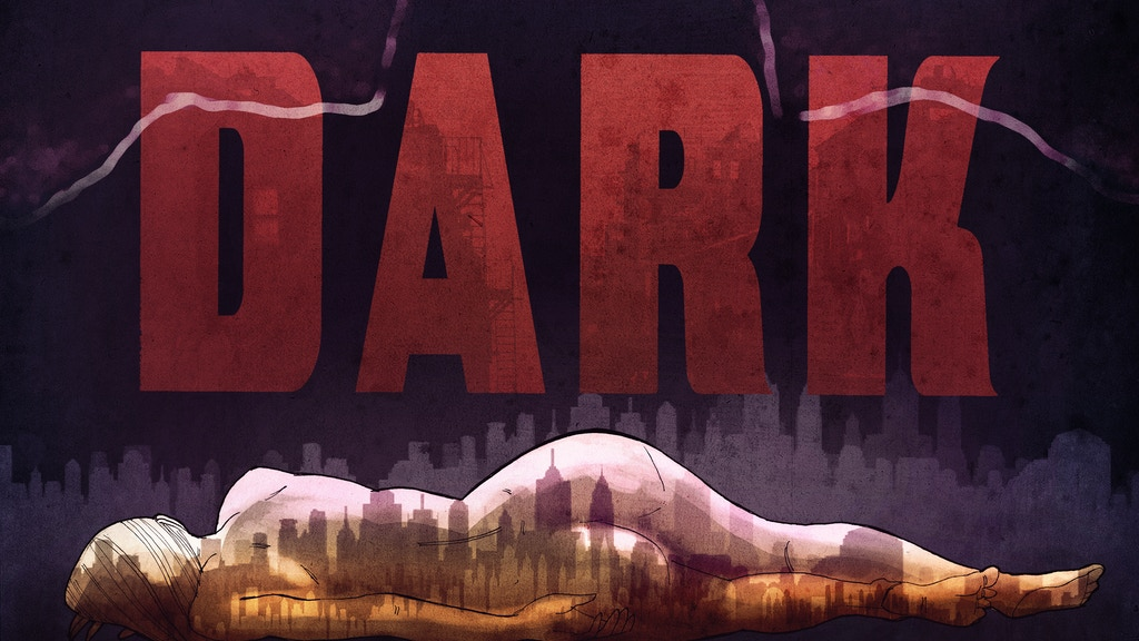 DARK - a new feature thriller project video thumbnail