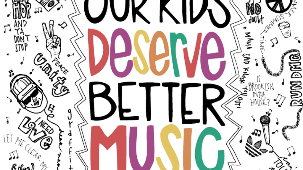 Our Kids Deserve Better Music project video thumbnail