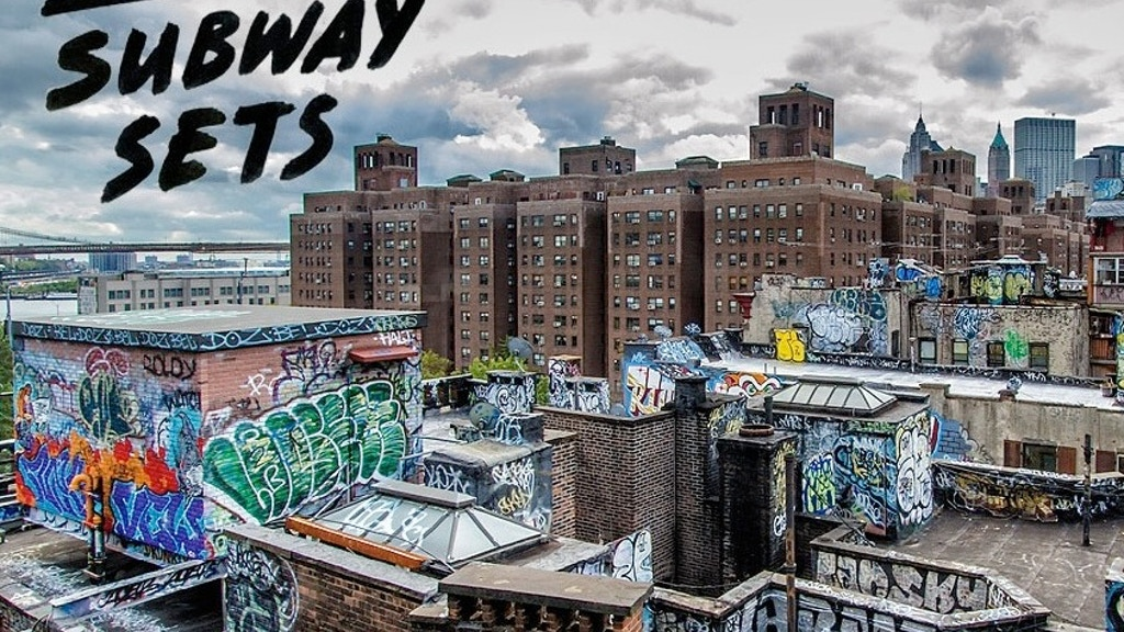 Subway Sets: Bring Underground Music to Rooftops Above NYC project video thumbnail