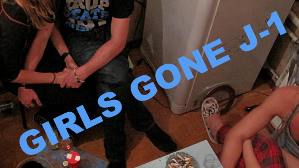 GIRLS GONE J-1 :  A Bilingual Short Film project video thumbnail
