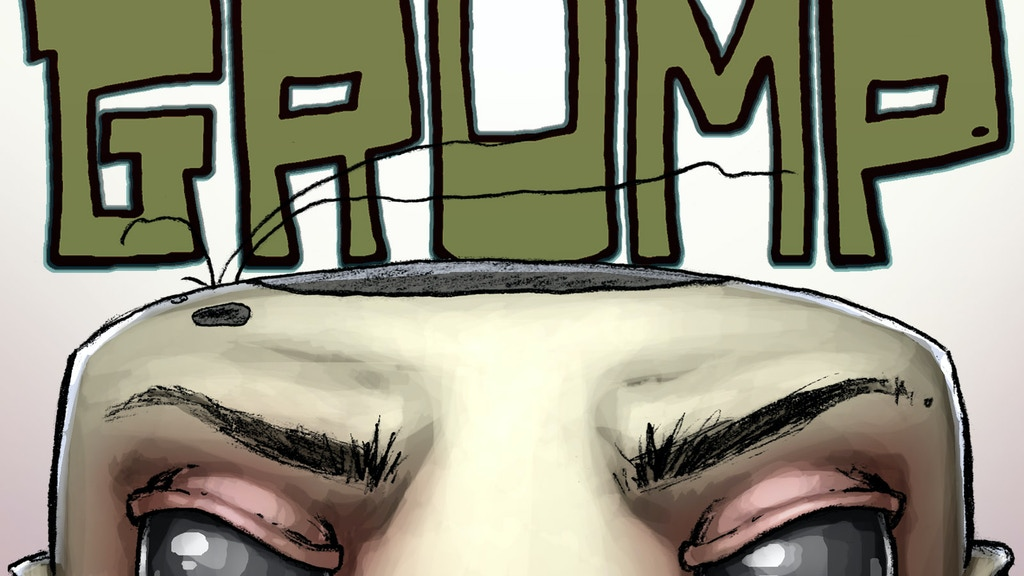 GRUMP! The loneliest kid on your block... until now. project video thumbnail