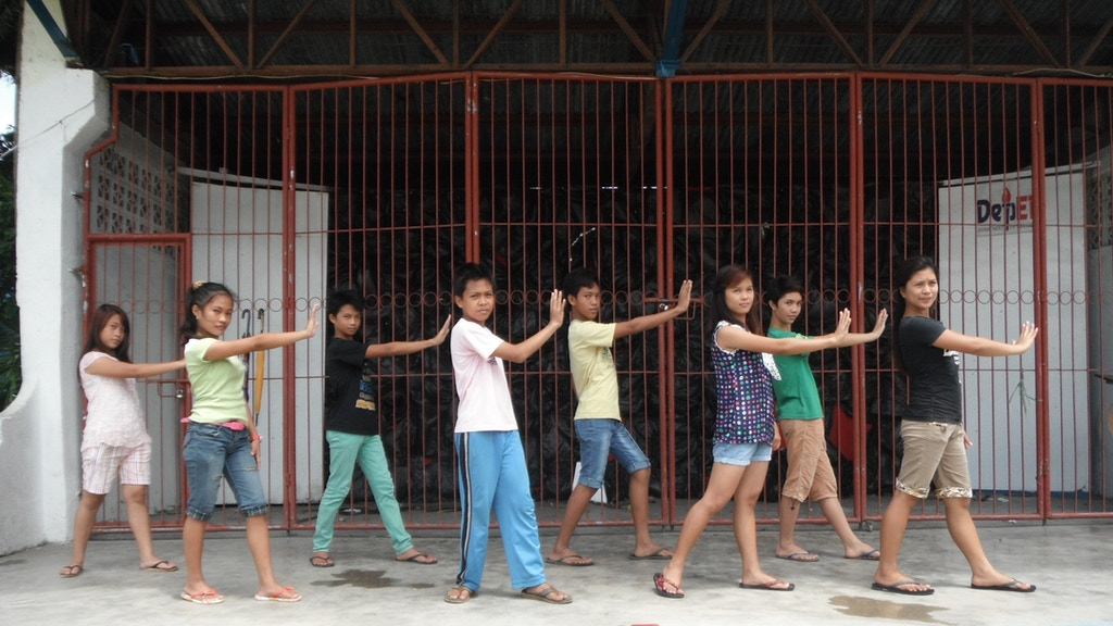 Project image for The Gay Street Kids Dance Company Chance To Dance In Manila!