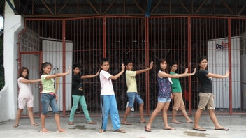 The Gay Street Kids Dance Company Chance To Dance In Manila!