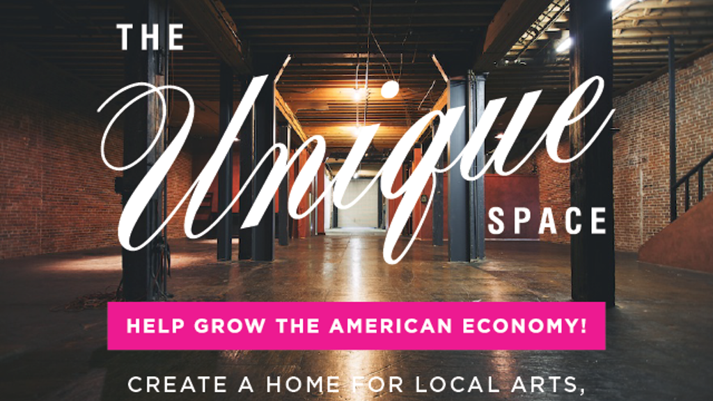 Create & Collaborate at THE UNIQUE SPACE, coming soon to LA! project video thumbnail