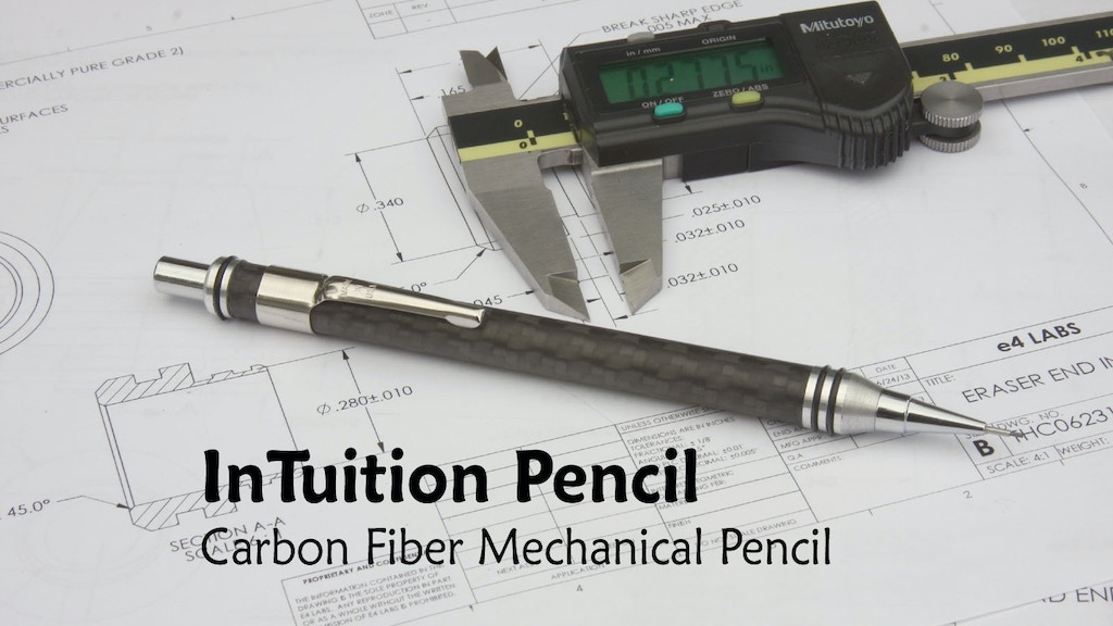 InTuition Pencil project video thumbnail