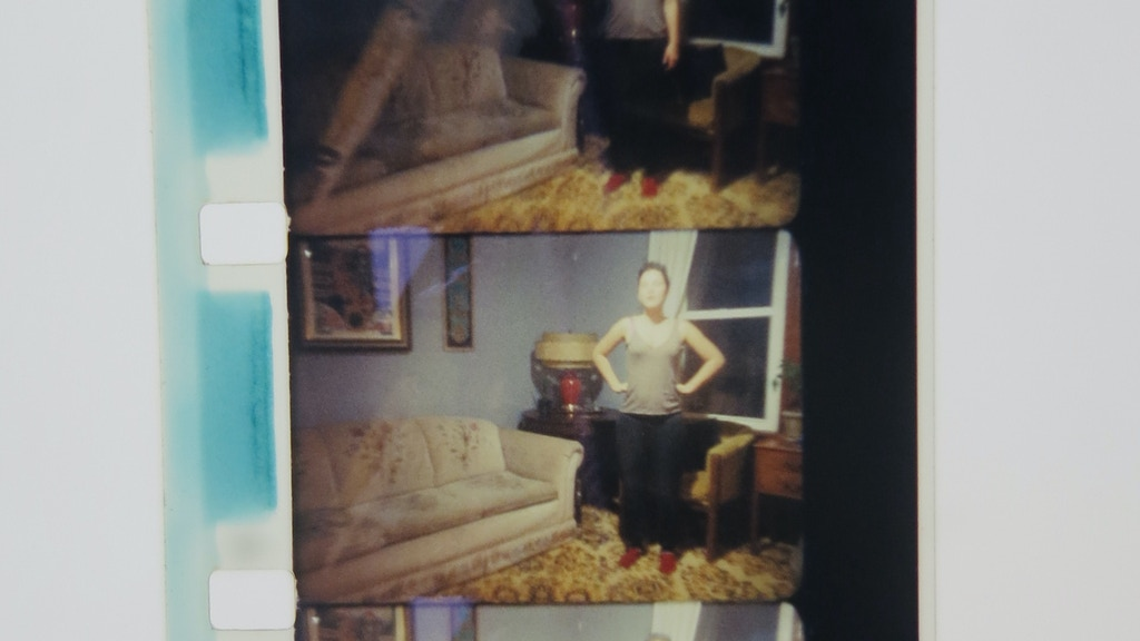 Uzi's Party: an experimental teen drama on 16mm film project video thumbnail