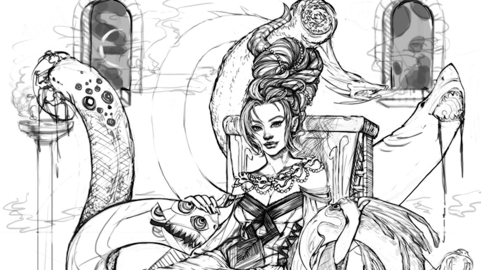 Immortal Hour CHAPTER ONE by Tasha Newsome — Kickstarter