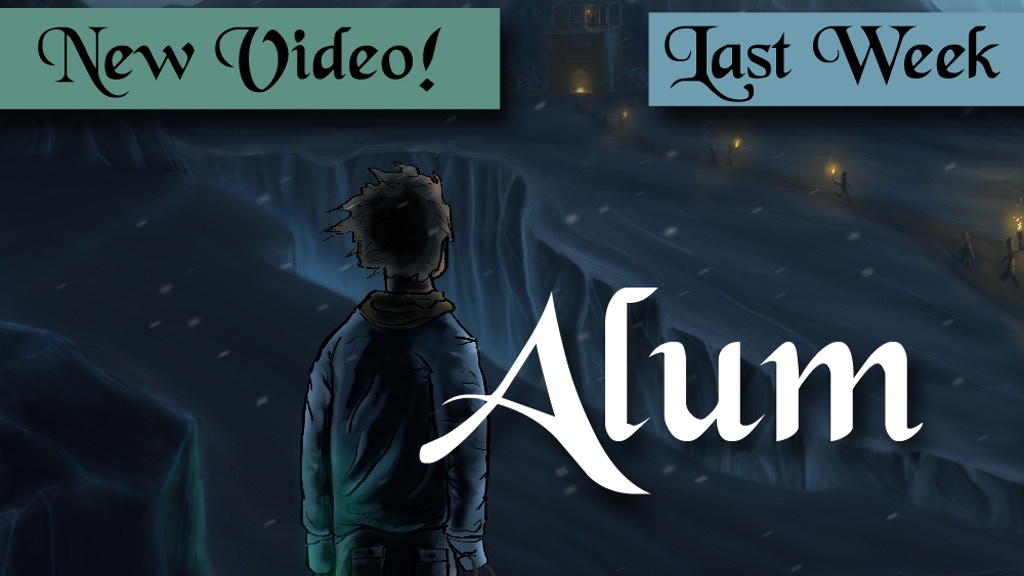 Alum - (Atmospheric Point&Click Adventure) project video thumbnail