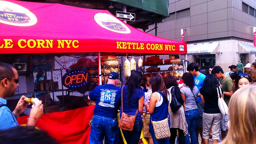 Let's Build a Kettle Corn NYC Food Truck! project video thumbnail
