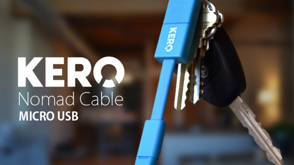 Nomad Cable - Micro USB project video thumbnail