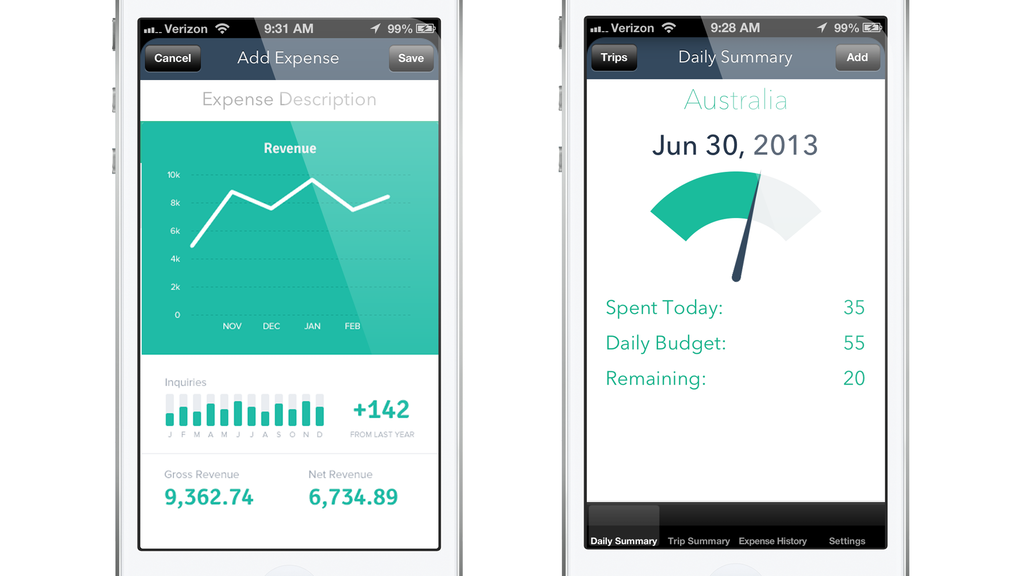 TripSaver: The Ultimate Travel Budgeting App project video thumbnail