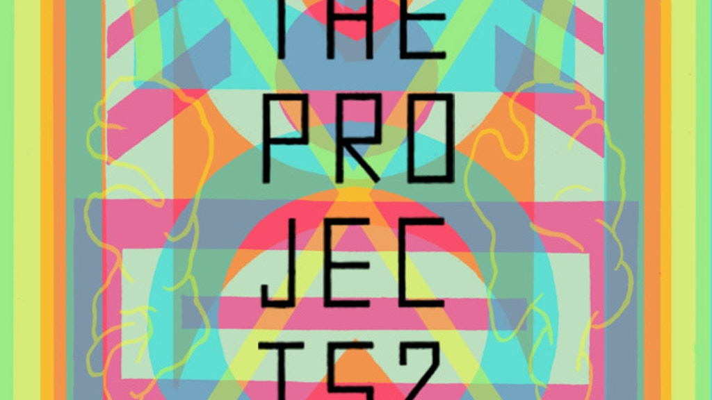 THE PROJECTS II - Festival of experimental comics + art project video thumbnail