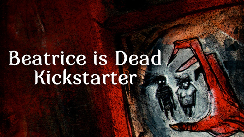 Beatrice is Dead (Volume 1): A Horror Graphic Novel project video thumbnail