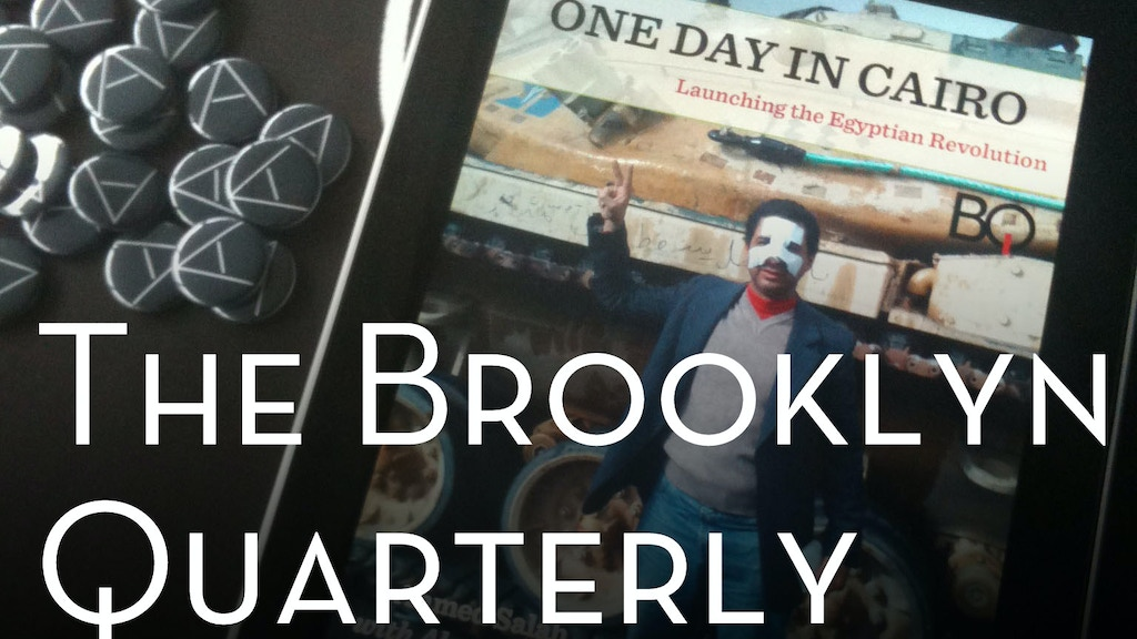The Brooklyn Quarterly - Issue 1: Garages and Grassroots project video thumbnail
