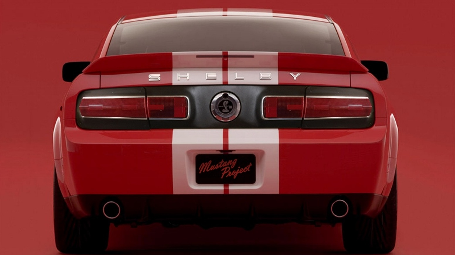 05 09 Mustang Shelby Tail Light Conversion Kit