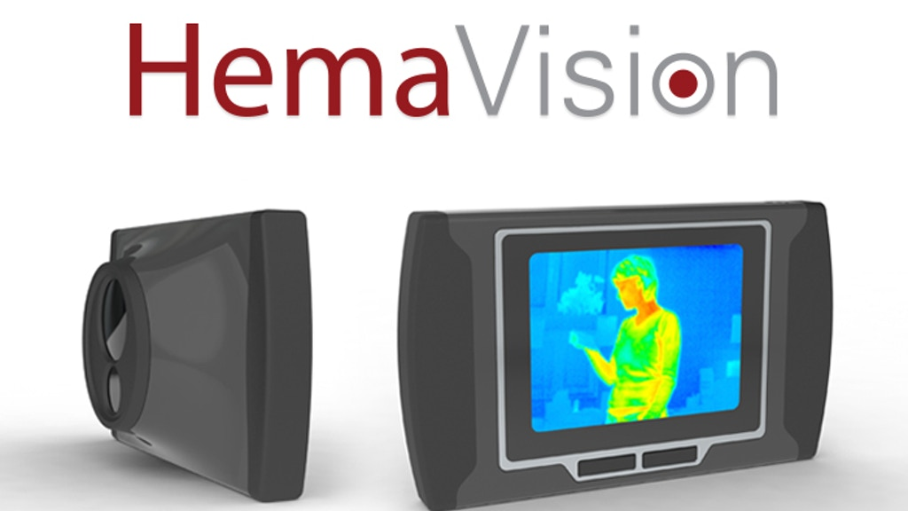 HemaVision/Imager Smart thermal imaging with computer vision project video thumbnail