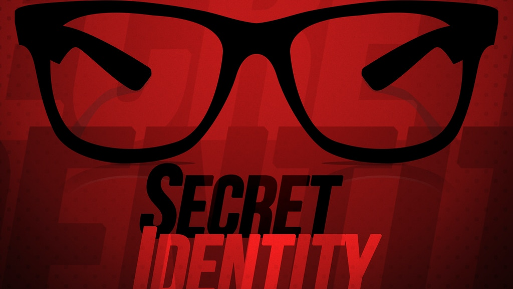 Secret Identity Show - The Series project video thumbnail