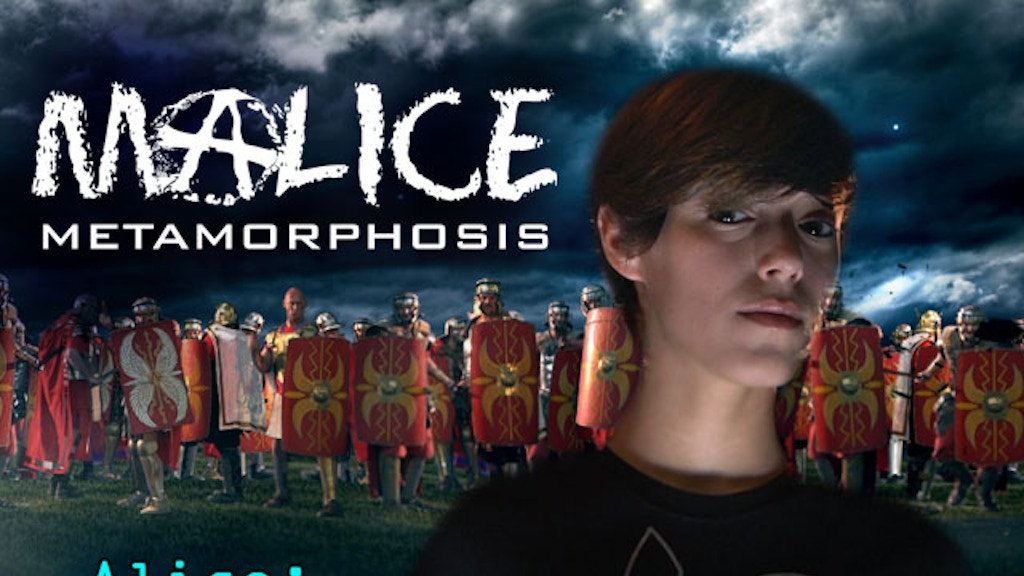 Malice: Metamorphosis project video thumbnail