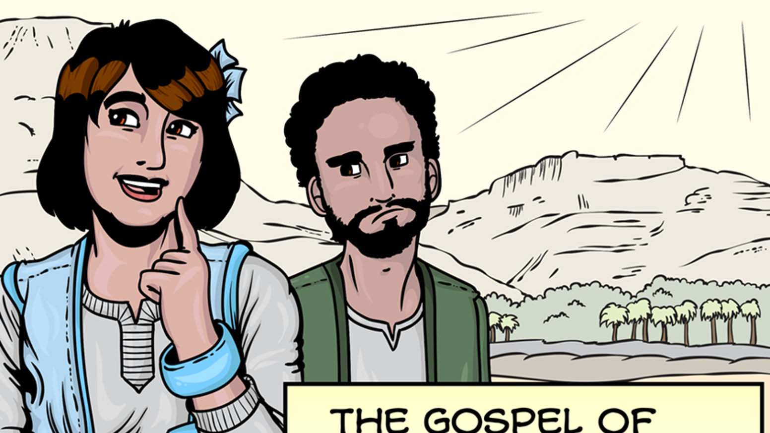 The Gospel of Carol: The Untold Story of the Daughter of God by John