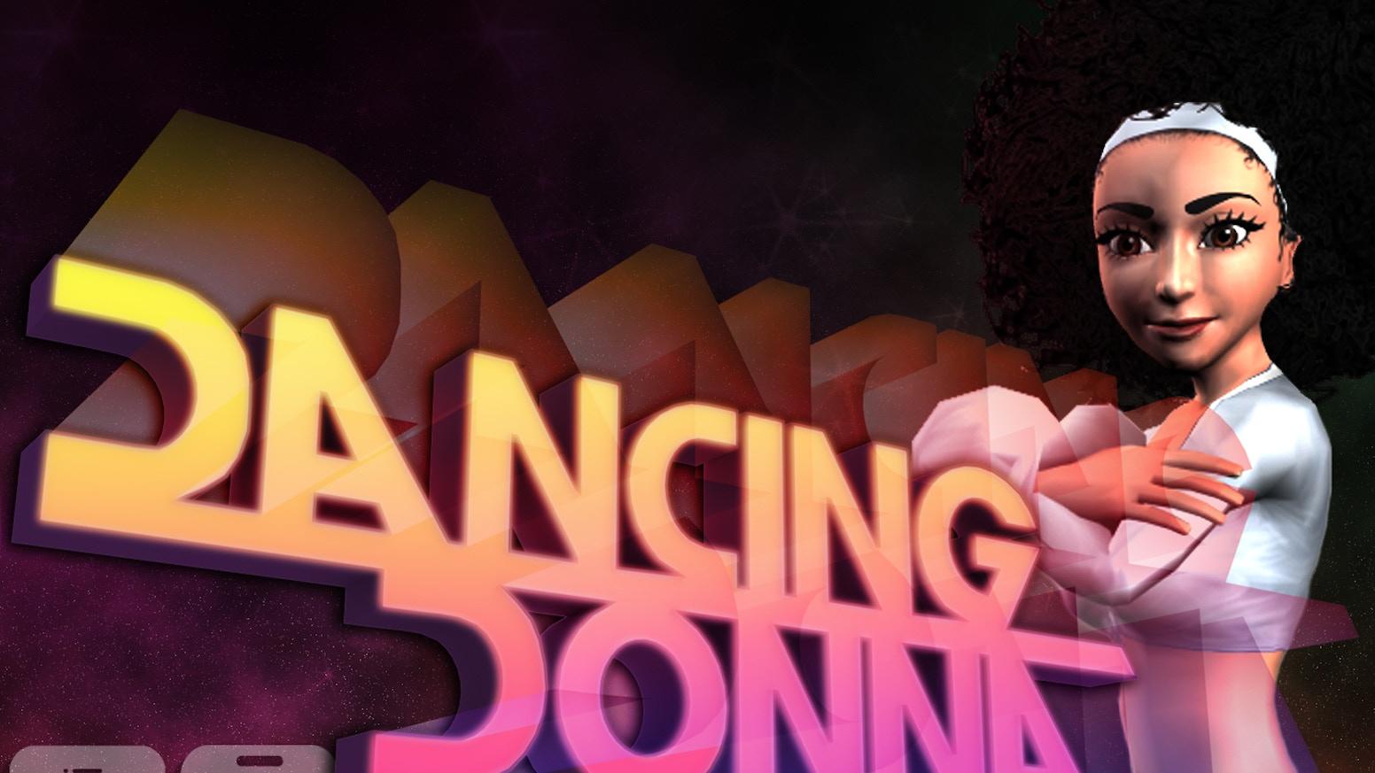 Dancing Donna: Augmented Dance App by Motus Digital