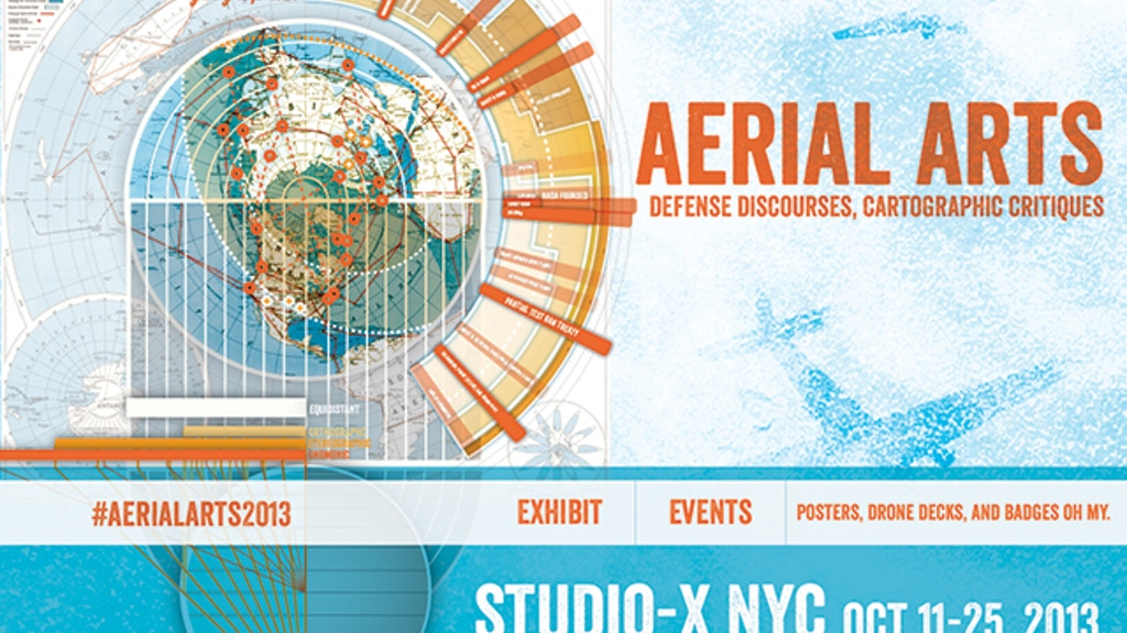 Aerial Arts: Defense Discourses, Cartographic Critiques project video thumbnail