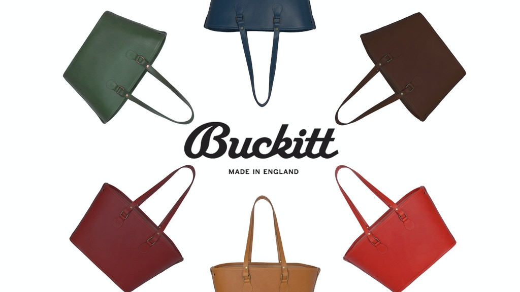Buckitt. One bag, every day. project video thumbnail