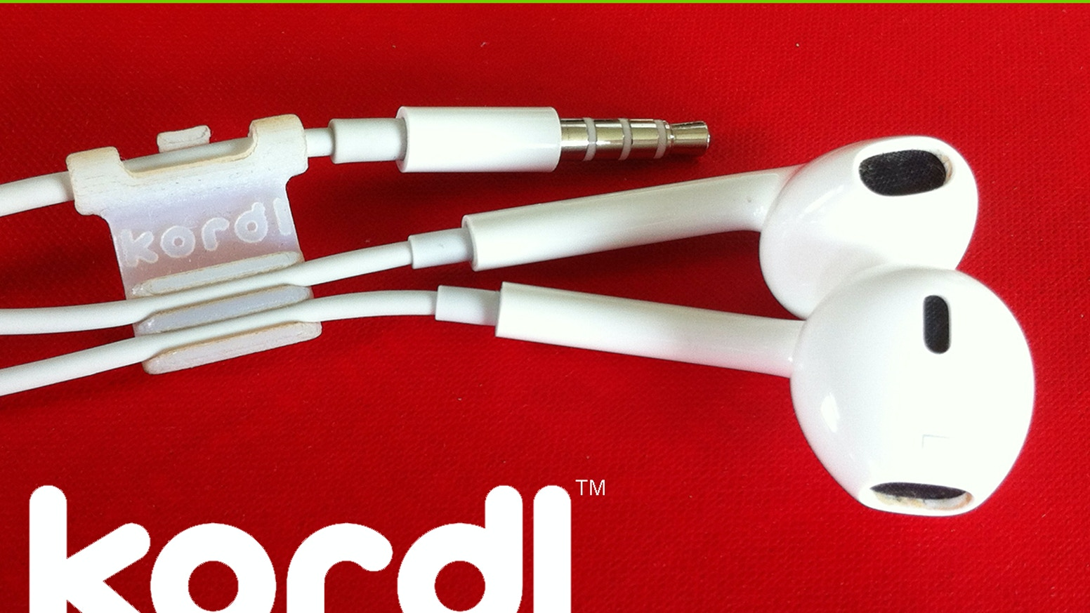 Kordl 2 -- NO MORE TANGLED EARBUDS! by J2 Product