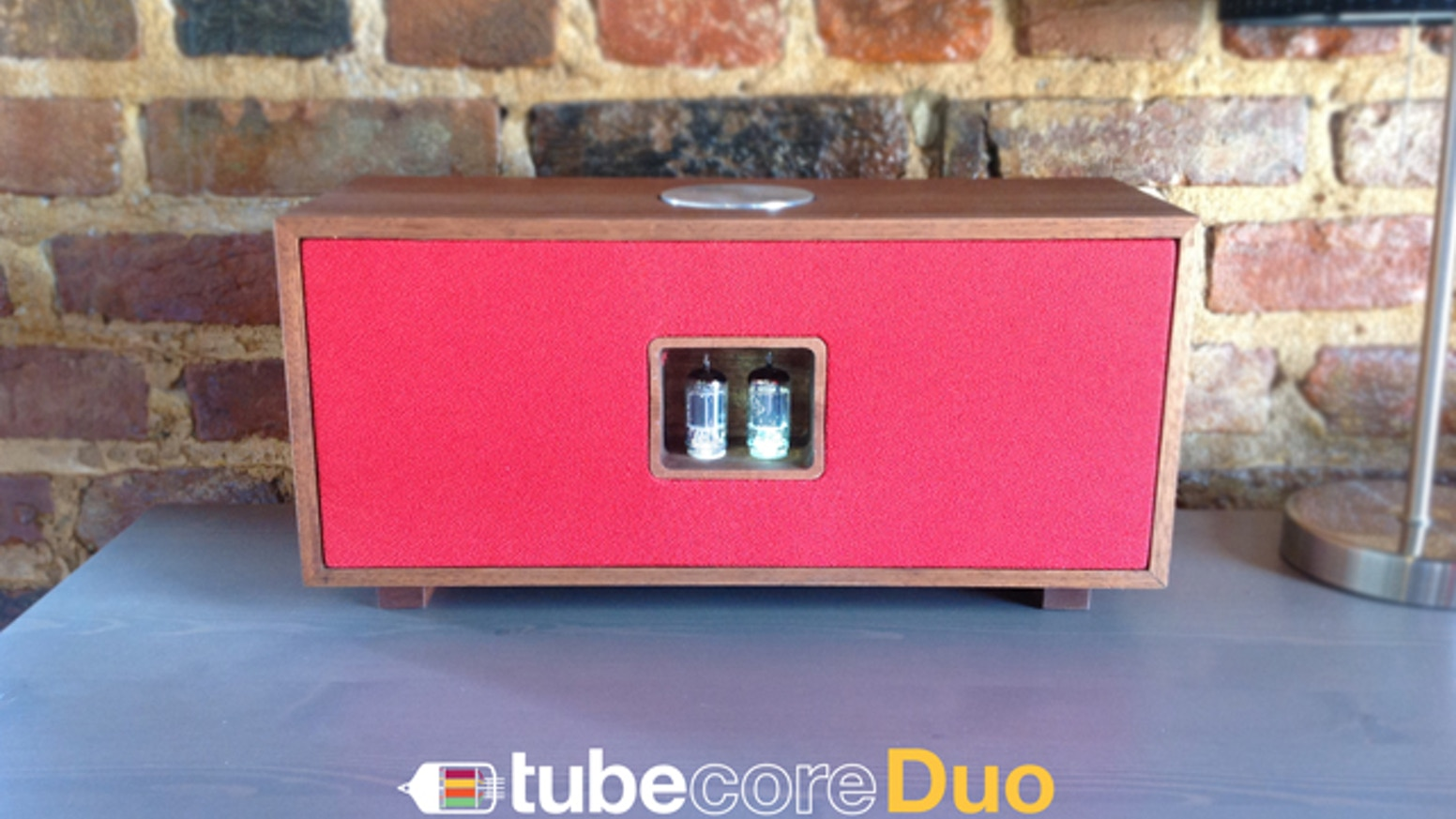 Tubecore Duo By Audio Kickstarter Advance Speaker Portable Komputer 30 The Compact Yet Powerful Tube Driven Bluetooth Thats Wifi Enabled Runs Xbmc And Can Stream Music Hd Movies
