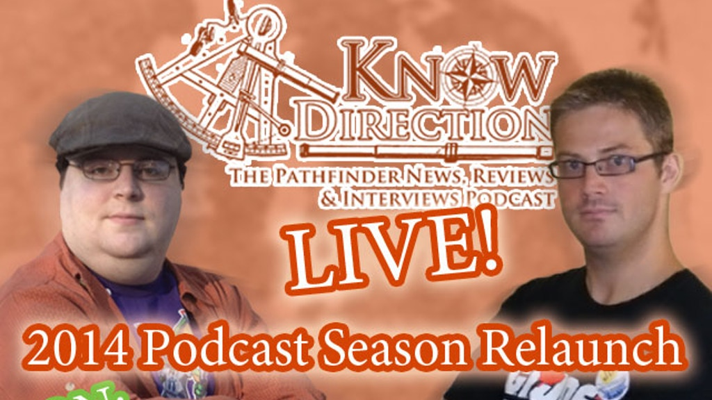 Relaunch Know Direction project video thumbnail