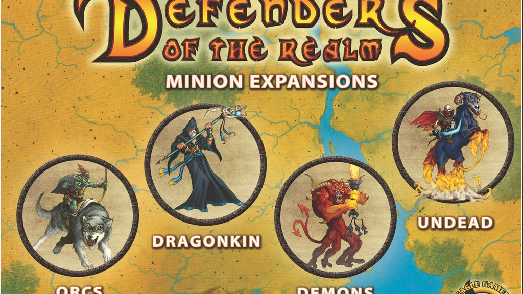 Defenders of the Realm: Minions project video thumbnail
