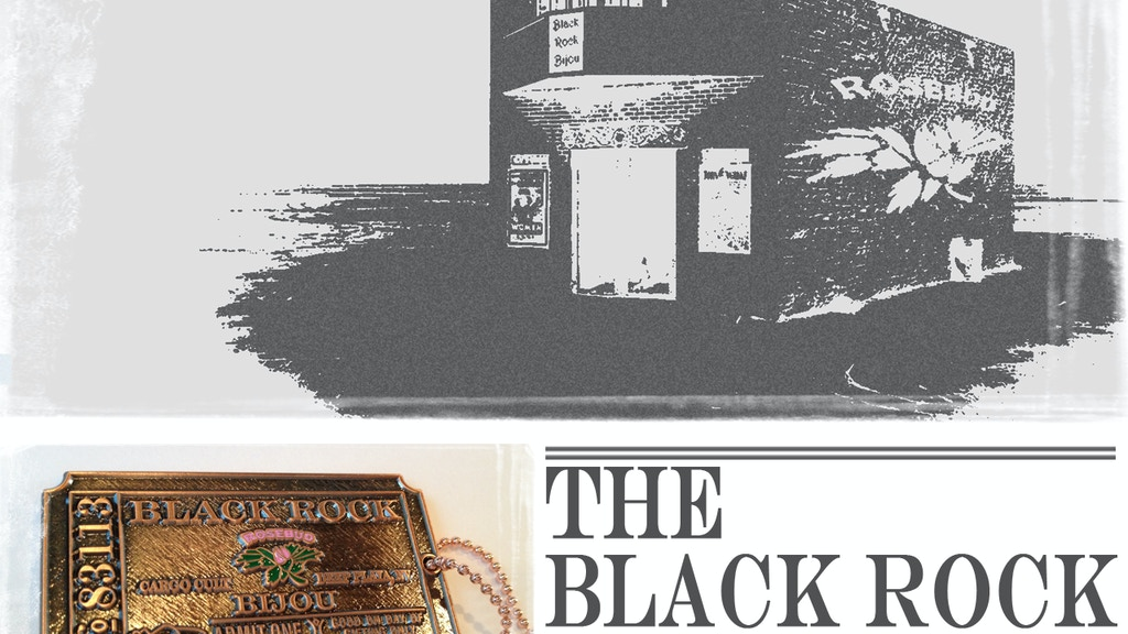 The Black Rock Bijou 2013 project video thumbnail