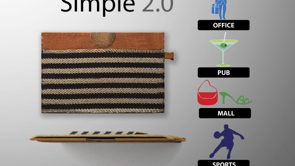 Simple Wallet 2.0 - The Leather Wallet Redesigned project video thumbnail