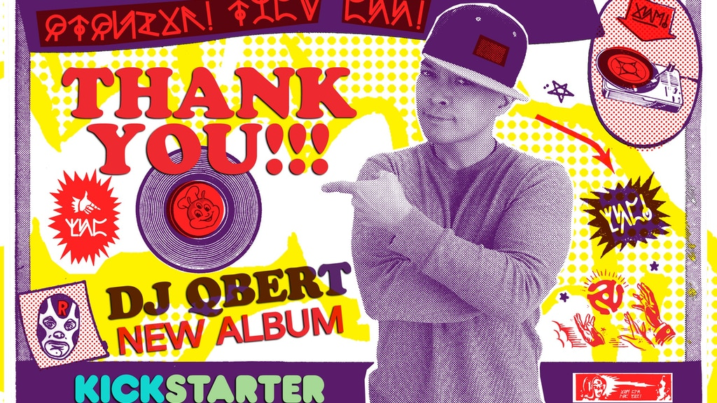 DJ QBERT NEW ALBUM PRE-ORDER: EXTRATERRESTRIA / GALAXXXIAN project video thumbnail