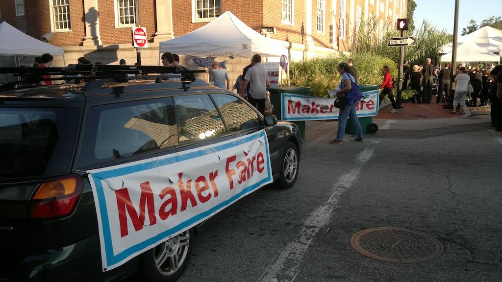 Rhode Island Mini Maker Faire 2013 project video thumbnail
