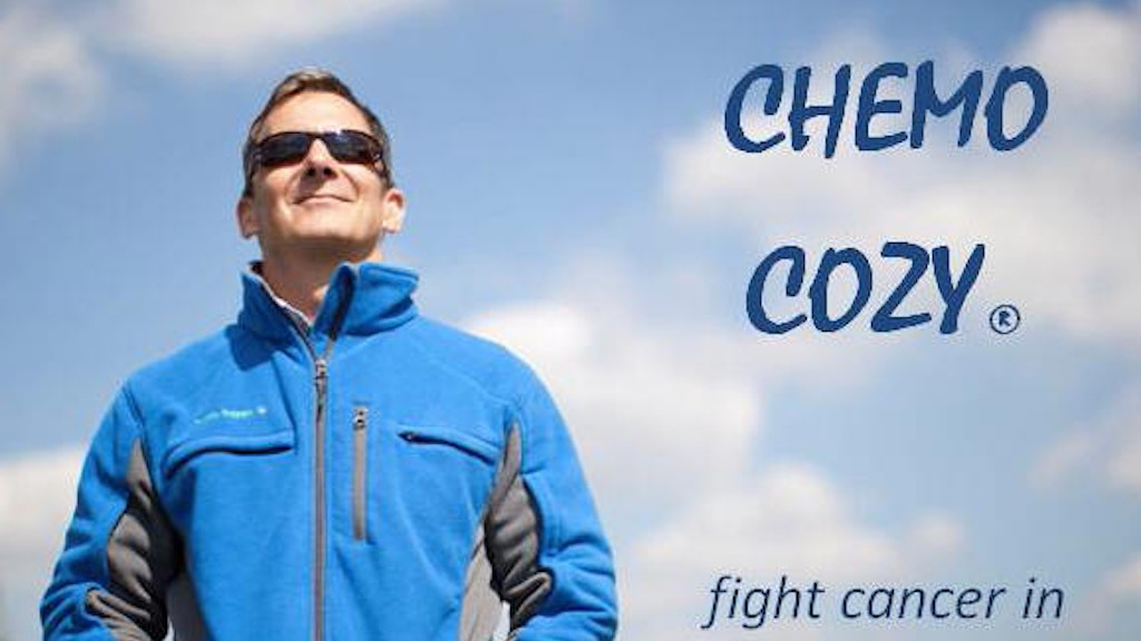 The Chemo Cozy Fleece is Here! project video thumbnail