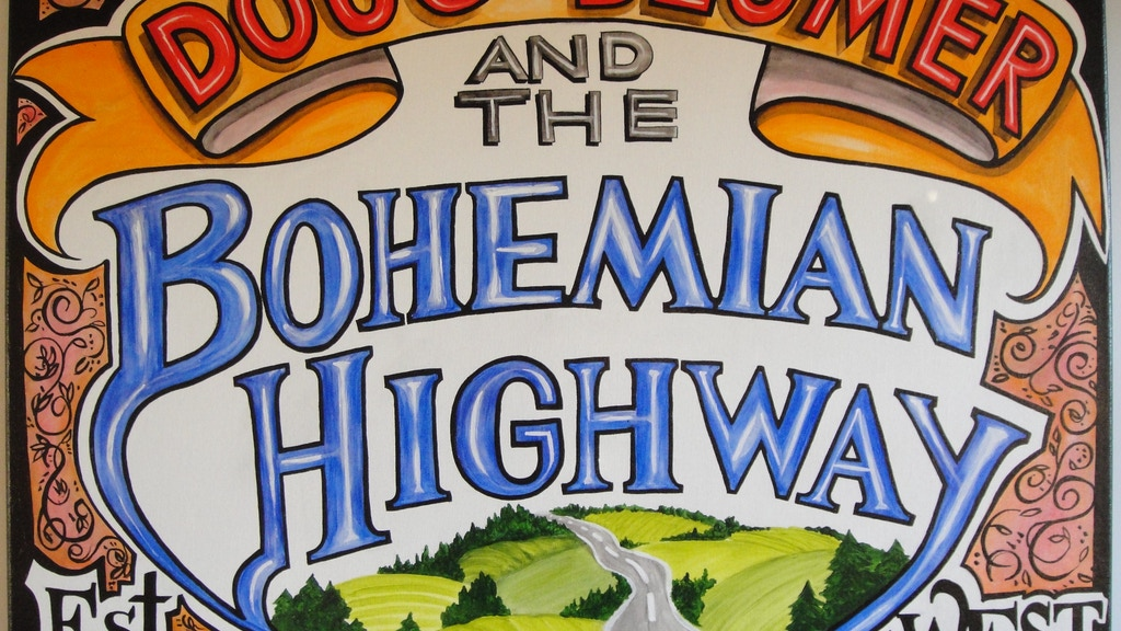NEW CD by DOUG BLUMER and the BOHEMIAN HIGHWAY project video thumbnail