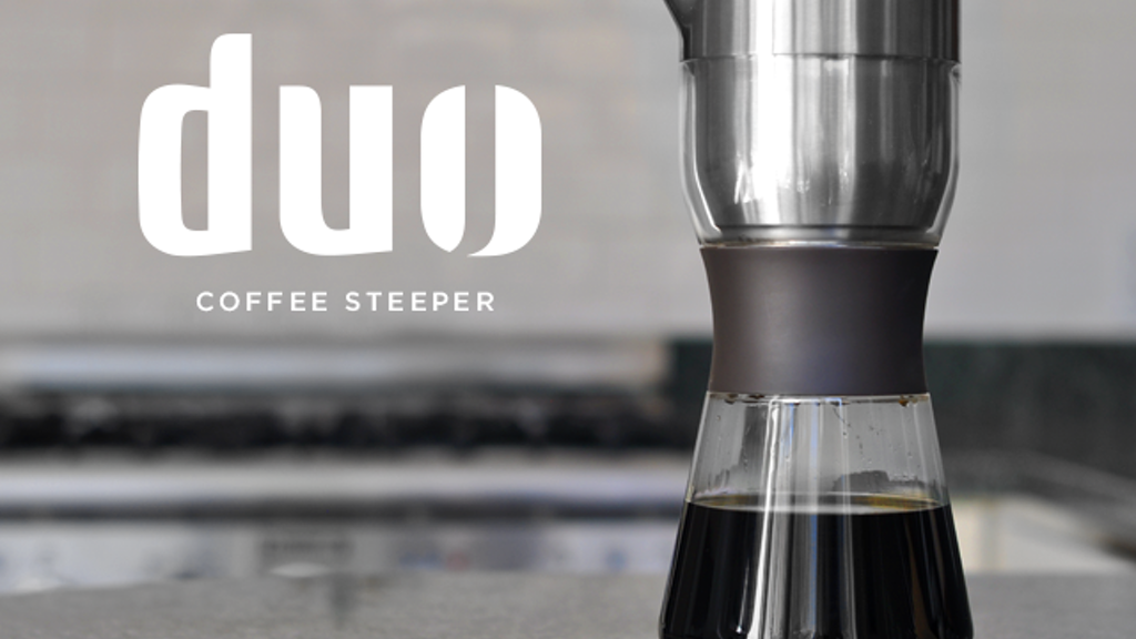 Duo | Coffee Steeper | project video thumbnail