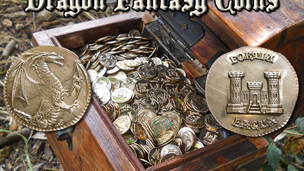 Dragon Fantasy Coins by NOWish games — Kickstarter