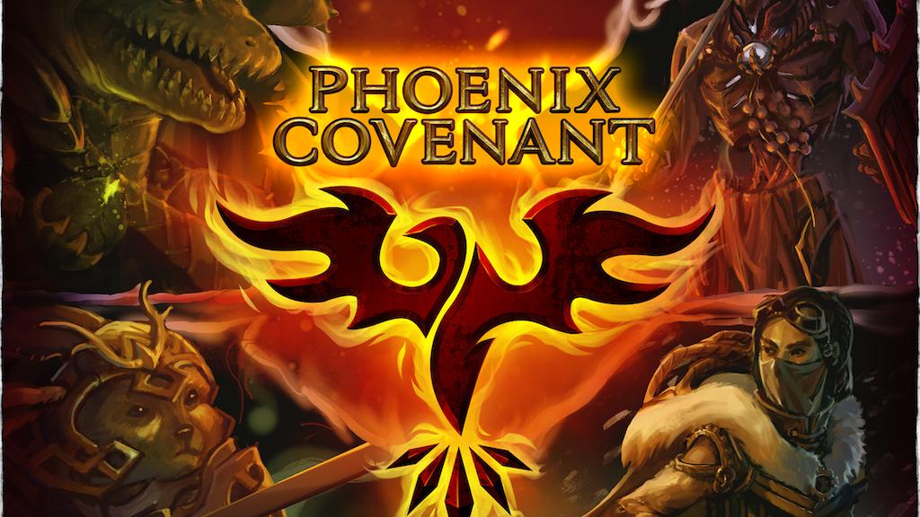 Phoenix Covenant project video thumbnail