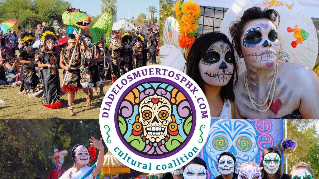 Día de los Muertos PHX Festival project video thumbnail