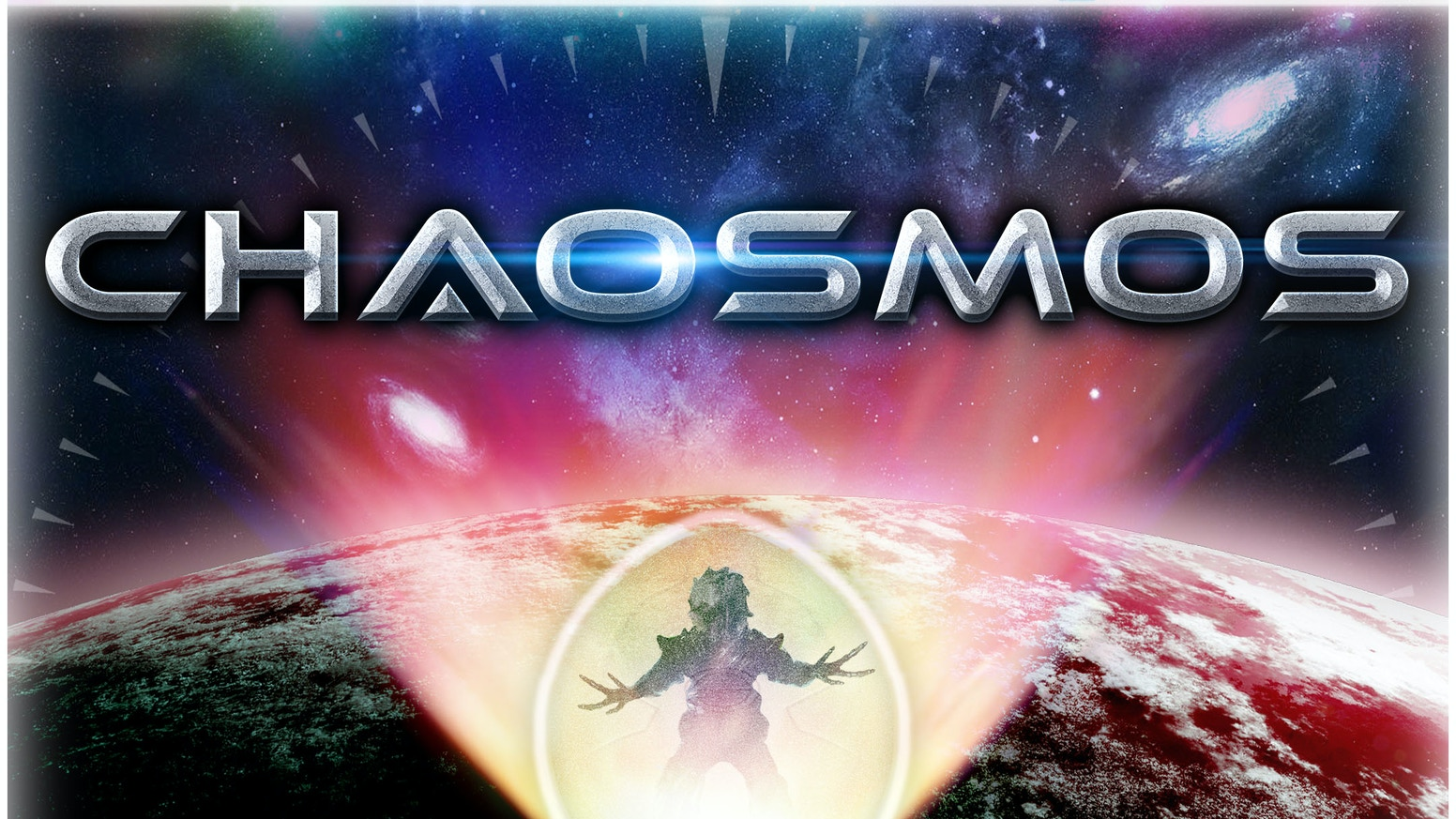 Chaosmos As The Universe Ends Hunt Begins By Mirror Box Games Switch Runner 3 Launch Edition Bonus English Us Kickstarter