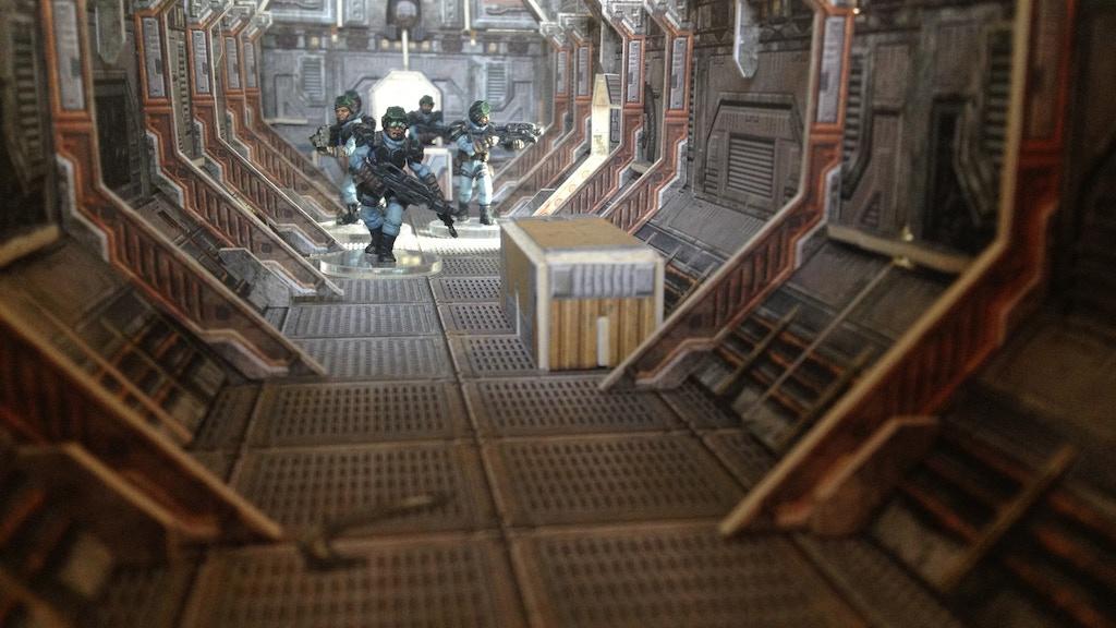 Battle Systems™ Sci-fi Modular Terrain project video thumbnail