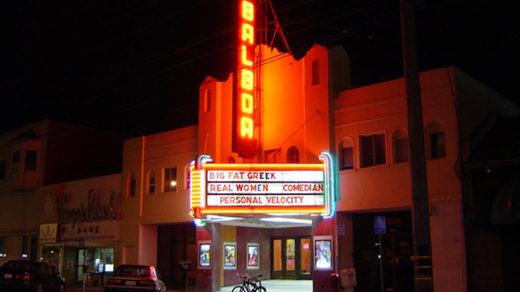 Balboa Theatre: Go Digital or Go Dark project video thumbnail